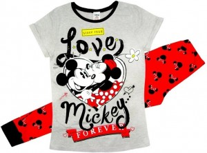 Damska piżama Disney '' Love Mickey '' M