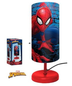Spiderman lampa nocna Marvel