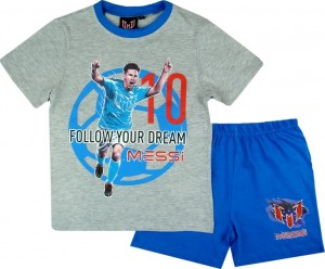 Piżama dla chłopca Messi ''Follow Your Dream ''