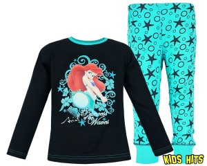 "Piżama Disney ""Princess of the Waves"" 4-5 lat"