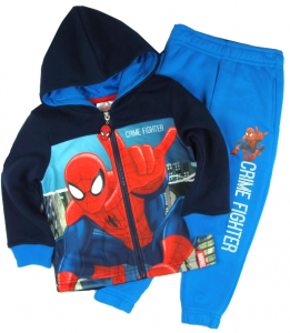 "Dres Spiderman ""Crime fighter""  3 lata"