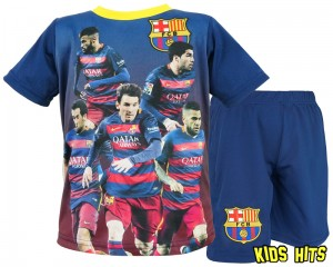 "Komplet FC Barcelona ""Superstars""  5 lat"