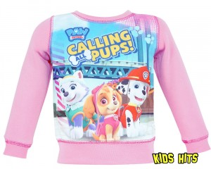 "Bluza Psi Patrol ""Calling All Pups"" 6 lat"