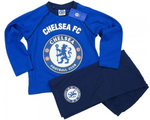 "Piżama Chelsea London ""The Blues""  4-5 lat"