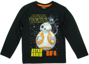 "Bluzka Star Wars ""BB-8"" 6 lat"