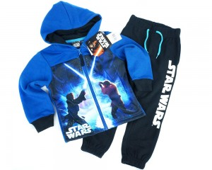 "Dres Star Wars ""Lightsaber""  4 lata"